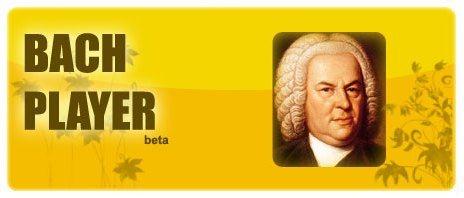Bach Player by ArquivoMusical.com
