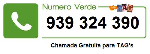 Número Verde TAG
