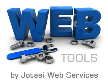 Jotasi Web Tools